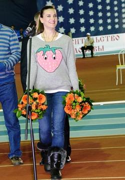 Елена Исинбаева не хочет узнавать до родов пол малыша