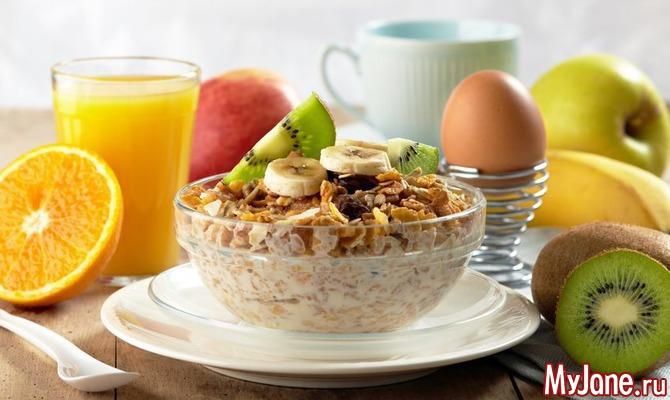 Завтрак, от которого не полнеют