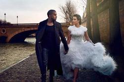 Ким Кардашьян и Канье Уэст уже женаты