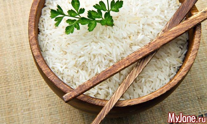Продукт-целитель. Полезные свойства риса