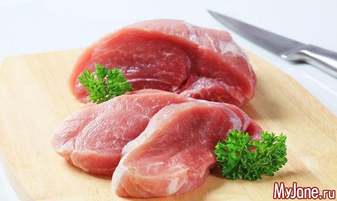 Оригинальные блюда из свинины