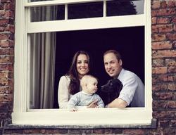 Собака принца Джорджа станет героем детской книги