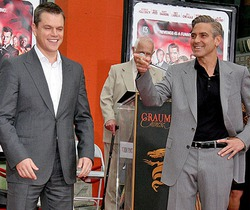 Кто будет шафером на свадьбе Джорджа Клуни?