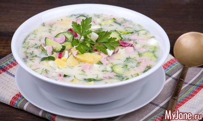 Лучший летний суп