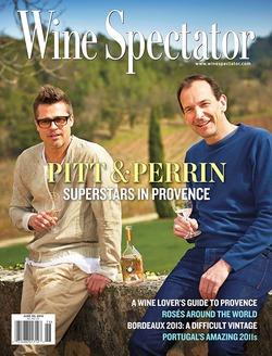 Брэд Питт гордится знаниями в винодельном бизнесе