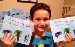 Мальчик выпустил книгу и собрал $1млн. на лечение друга