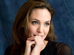 Джоли мечтает о карьере дипломата и политика