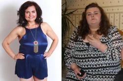 Девушка сбросила 82 кг назло экс-бойфренду