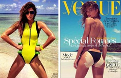 Фото моделей не вдохновляют на похудение