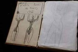 В Вашингтоне найдены рисунки обнаженных женщин авторства Пикассо