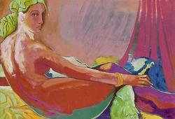 На Sotheby's выставлена «Розовая обнаженная» Андрея Шарова