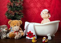 Безопасные игрушки для купания. Мои отзывы и фото