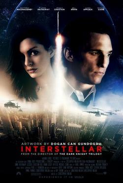 Интерстеллар/Interst ellar  (2014)