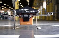 Товары с Amazon будут доставлять при помощи беспилотников