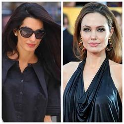 За что Анджелина Джоли ненавидит жену Клуни?