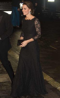 Герцогиня Кембриджская больше не скрывает беременность