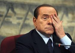 Берлускони попал в больницу с глазом