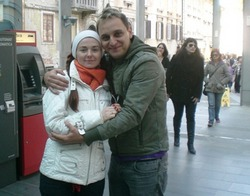Лена Катина беременна