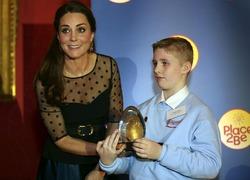 Церемония вручения наград Place2Be в Кенсингтонском дворце 19 ноября