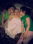 Три сестренки!