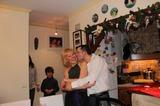 Франция! Французский поцелуй,день рождения зятя