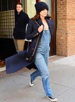 Кира Найтли действительно беременна