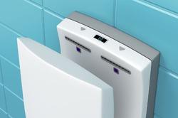Сушилки в туалетах: держимся от достижений техники как можно дальше