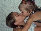 Две сестрички...Кровь-не вода))
