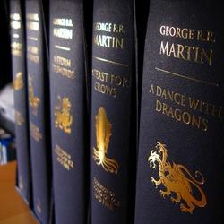 Телесериал «Игра престолов», снятый по книгам Джорджа Мартина «Песнь льда и пламени»