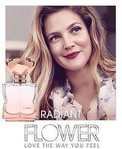Новый парфюм Дрю Бэрримор – отчёт об ощущениях материнства