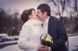 Самые счастливые в день нашей свадьбы