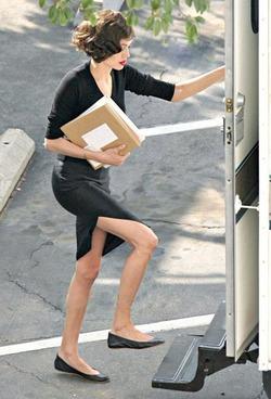 Анджелина Джоли еще больше похудела