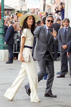 Джордж Клуни метит в президенты?