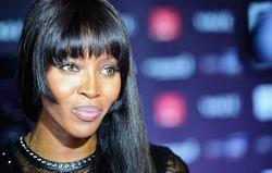 Наоми Кэмпбелл верит: красота спасёт родную Африку от вируса Эбола