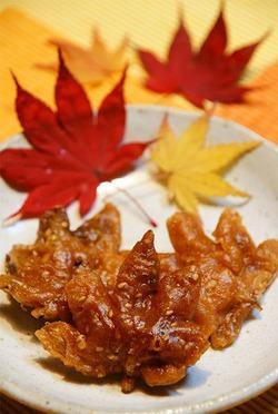 Кленовые листья можно есть