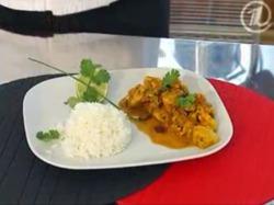 Курица «Карри» с рисом. Как вкусно приготовить курицу