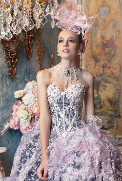 Невероятные свадебные платья от японского дизайнера Стеллы де Либеро