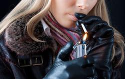 Курение не снимает стресс