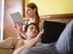 Продажи электронных книг выросли в 6 раз