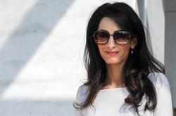 Амаль Клуни попала в топ-пятёрку выдающихся людей Британии