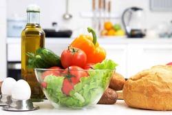 Средиземноморская диета защищает от нарушений обмена веществ