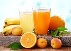 Фруктовый сок с утра – причина повышения давления