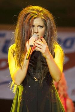 Нюша – лучшая российская певица