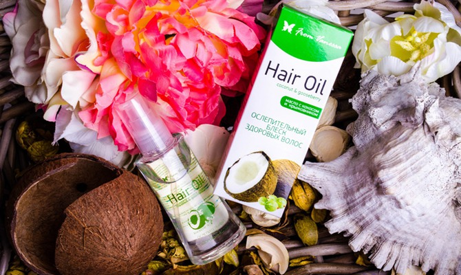 Масло для волос Hair Oil: что такое амла и почему она спасет ваши волосы
