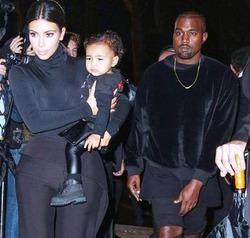 Ким Кардашьян и Канье Уэст названы «Первой семьёй мира моды»
