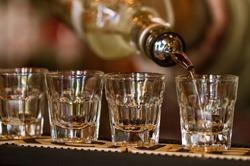 Умер участник конкурса «Кто больше выпьет»