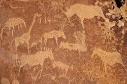 Африканские петроглифы