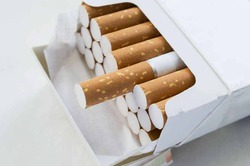 Тучным подросткам приходится курить