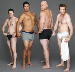 5 типов мужчин