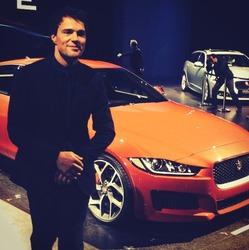 Данила Козловский стал лицом компании Jaguar